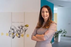 Andreea Dinescu, Managing Director, Profero