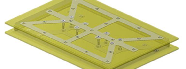 Bild Funktionsmuster Tischplatte (Hybridtisch)