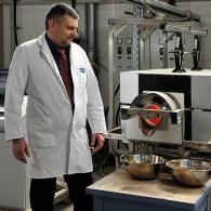 Herstellung und Untersuchung von Granulaten