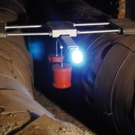 "Inspection of inaccessible district heating lines using the ""Crawler Eye"" device"