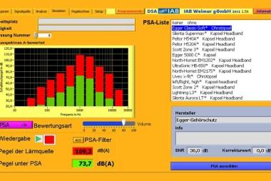 Bild DSA-Software
