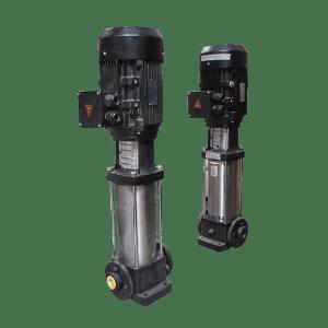 Bombas centrifugas - Multietapa