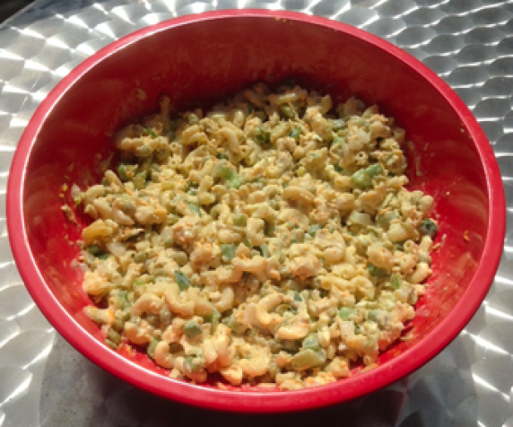 Recipe: Cold Tuna Casserole