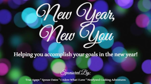 A New Year, A New You - via I Adore What I Love www.iadorewhatilove.com