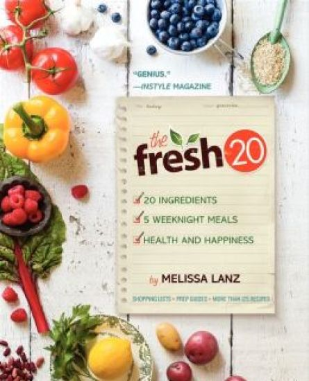 The Fresh 20 Giveaway Winner - via I Adore What I Love