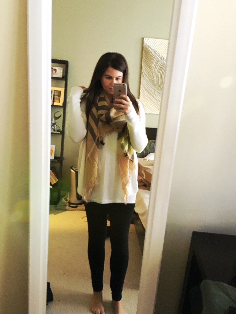 I Adore What I Love Blog // Weekly Wins #1 // Scarf // www.iadorewhatilove.com #iadorewhatilove