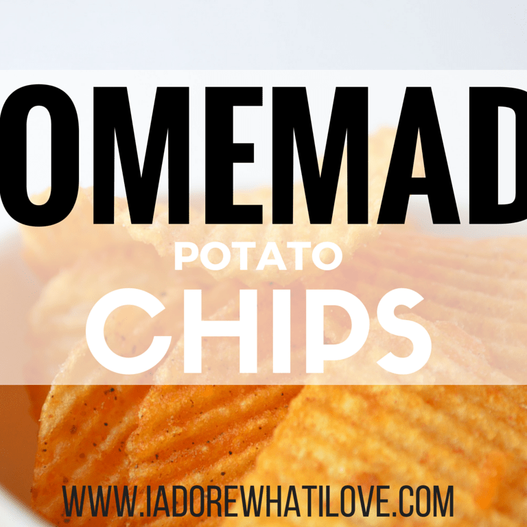 I Adore What I Love Blog // 7 EASY POTATO CHIP RECIPES FOR NATIONAL POTATO CHIP DAY // // Featured Image // www.iadorewhatilove.com #iadorewhatilove