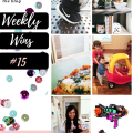 I Adore What I Love Blog // WEEKLY WINS #15 // www.iadorewhatilove.com #iadorewhatilove