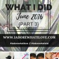 I Adore What I Love Blog // I ADORE WHAT I LOVE JUNE 2014 PART 3 // www.iadorewhatilove.com #iadorewhatiloveI Adore What I Love Blog // I ADORE WHAT I LOVE JUNE 2014 PART 3 // www.iadorewhatilove.com #iadorewhatilove