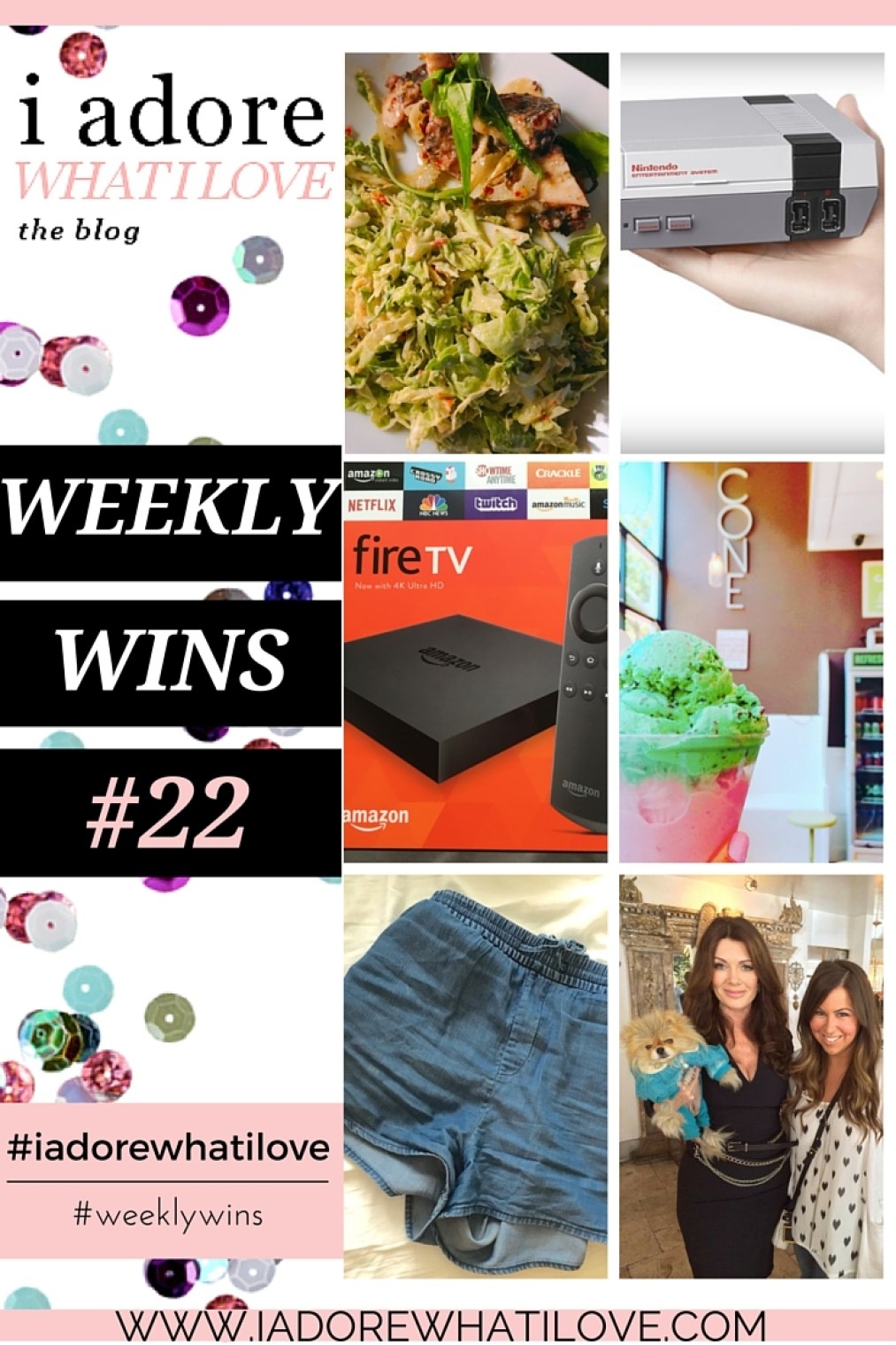 I Adore What I Love Blog // WEEKLY WINS #22 // www.iadorewhatilove.com #iadorewhatilove
