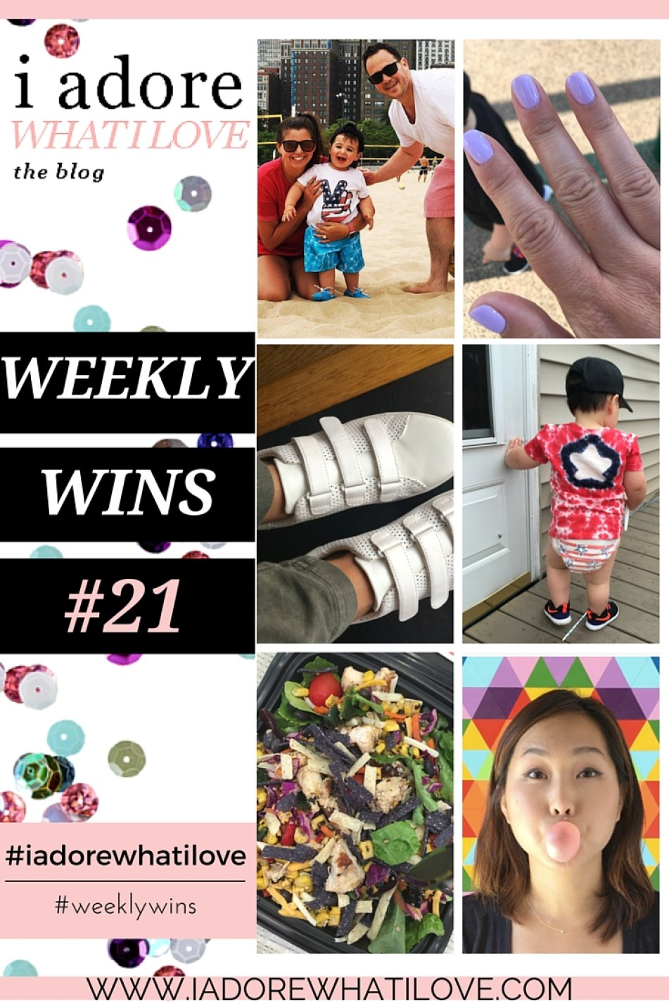 I Adore What I Love Blog // WEEKLY WINS #21 // www.iadorewhatilove.com #iadorewhatilove