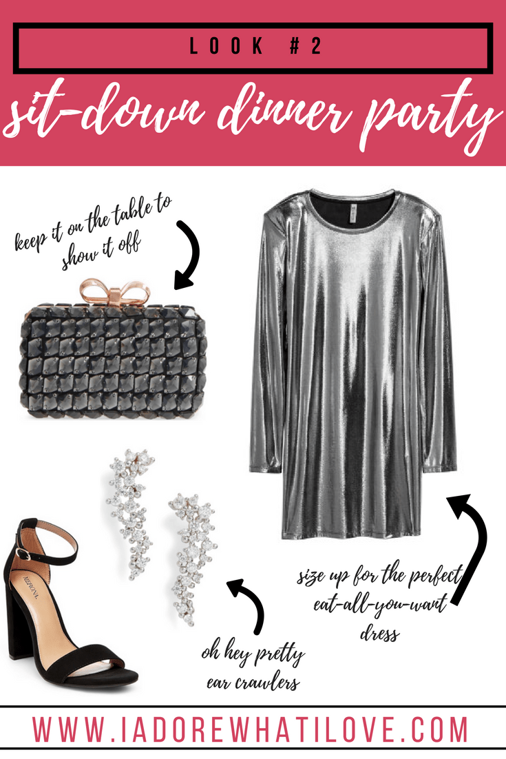 6 Chic Holiday Party Looks You Need in Your Life // I Adore What I Love Blog // www.iadorewhatilove.com #iadorewhatilove