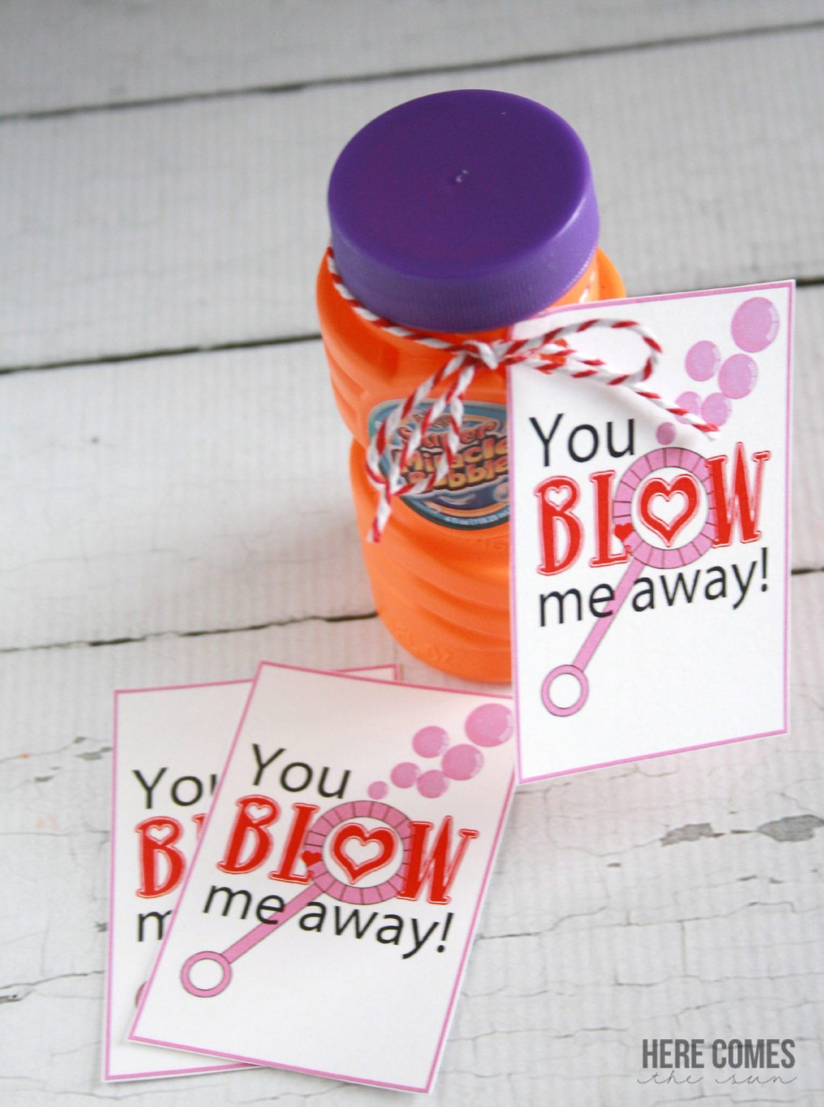 10 Non-Candy Last Minute but Adorable Free Printable DIY Valentine's // I Adore What I Love Blog // www.iadorewhatilove.com #iadorewhatilove