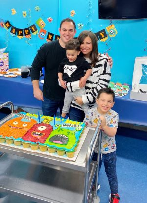 BRODY'S 5TH MONSTER BIRTHDAY BASH! :: I Adore What I Love Blog :: www.iadorewhatilove.com #iadorewhatilove