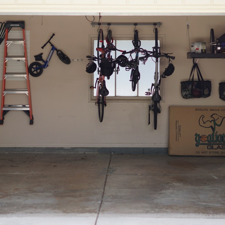 A super organized garage is a necessity in life & surprisingly, it's not that hard to do on your own! Sharing the details to how we did it!