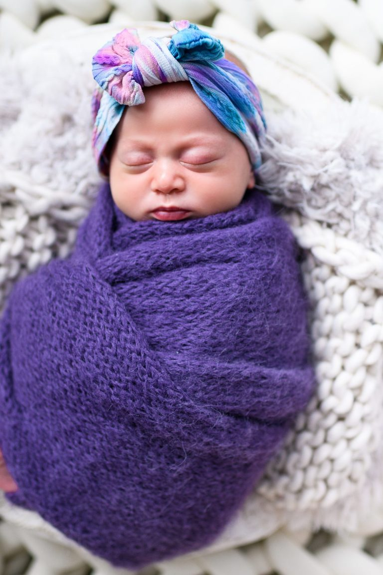 Demi Eden's birth story is a good one! Sharing the full story + her gorgeous newborn photos on www.iadorewhatilove.com