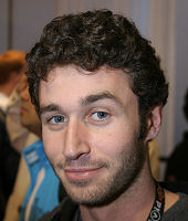 Headshot of James Deen