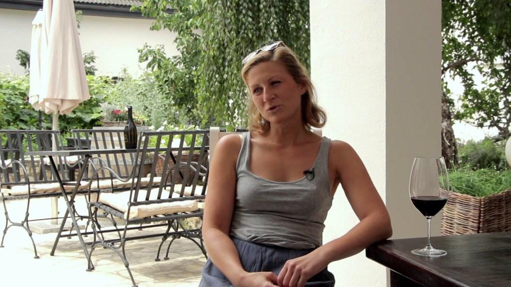 Pia Strehn über das Schenkhaus in Deutschkreuz