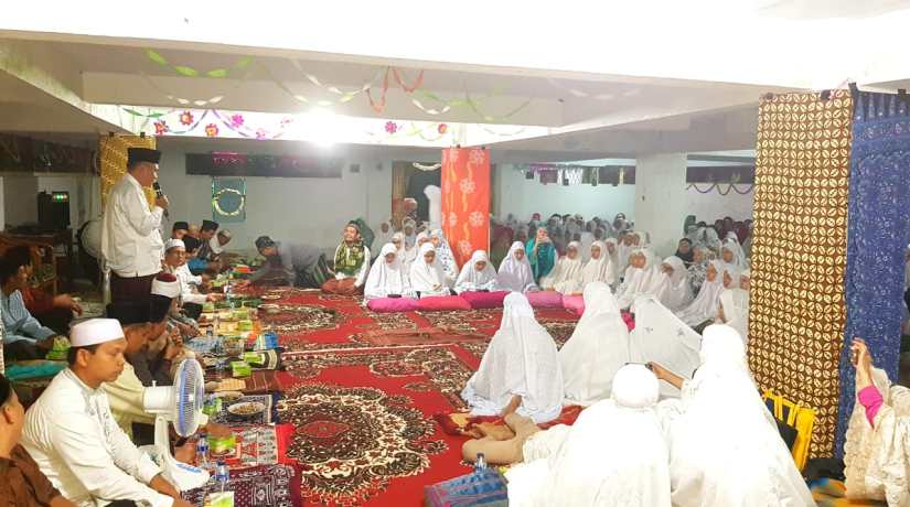Gelar Safari Ramadhan, Rektor Ingatkan Esensi Puasa dan Program Ma'had Jami'ah