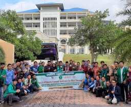 Rombongan Student Mobility Program Mengunjungi Universitas Fathoni Thailand