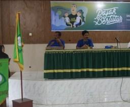 Pratama Padangsidimpuan Laksanakan Program Pajak Bertutur di IAIN Padangsidimpuan