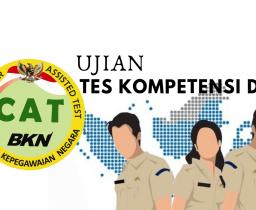 Pengumuman Waktu dan Lokasi Ujian TKD CPNS Kemenag Sumatera Utara