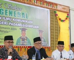 """Studium General FDIK IAIN Padangsidimpuan """"Dakwah Humanis pada Masyarakat Pluralis"""""""