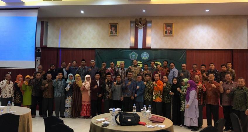 WR III IAIN Padangsidimpuan Ikuti Forum Wakil Rektor III PTKIN se-Indonesia: Perkuat Program Strategis