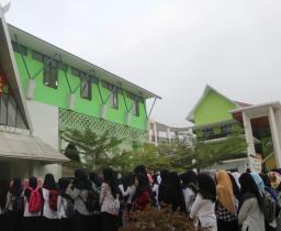 1019 Calon Mahasiswa Baru Ikuti UM-PTKIN di kampus IAIN Padangsidimpuan