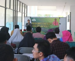 Perkuat Kualitas Mahasiswa, Fakultas Syari'ah dan Ilmu Hukum Gelar Ramadhan Competition