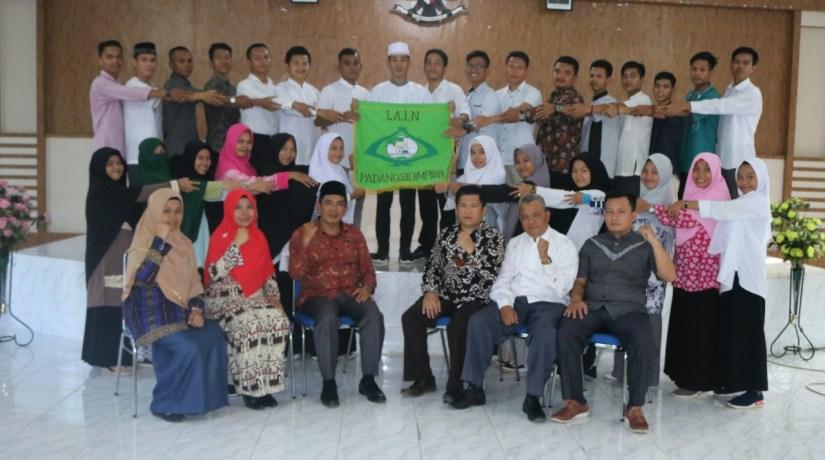 Persiapan Kontingen IAIN Padangsidimpuan Untuk PIONIR IX 2019 di UIN Malang