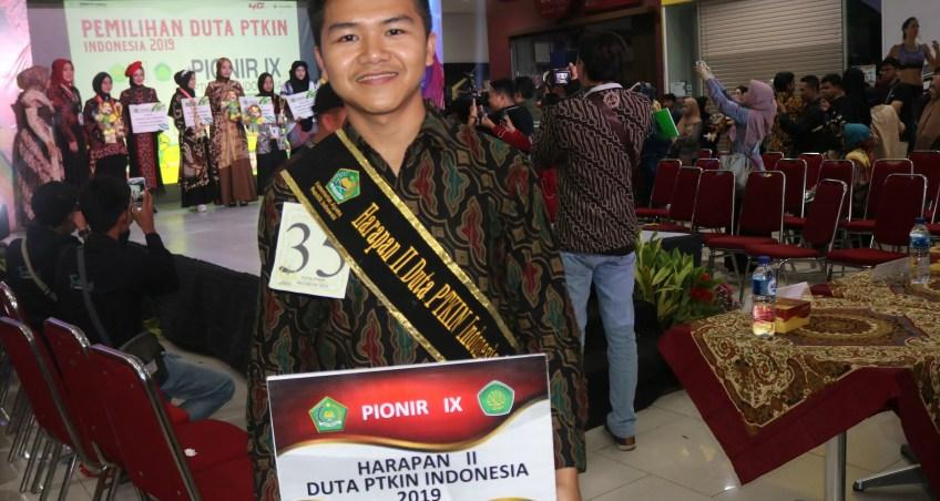 Hasnan Habib Harahap Raih Juara Nasional PIONIR PTKIN IX
