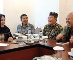 Pimpinan IAIN Padangsidimpuan Ikuti Berbagai FGD dalam AICIS