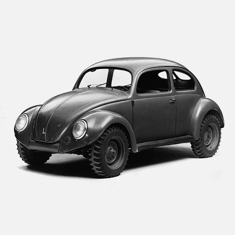 Volkswagen Kommandeurwagen 4x4 Beetle