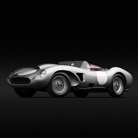 1957 Ferrari 625/250 TRC
