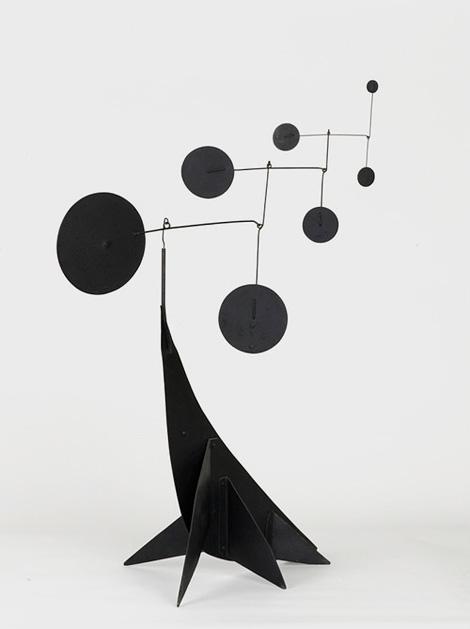 Alexander Calder: Performing Seal