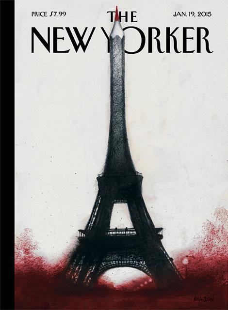 The New Yorker: Paris