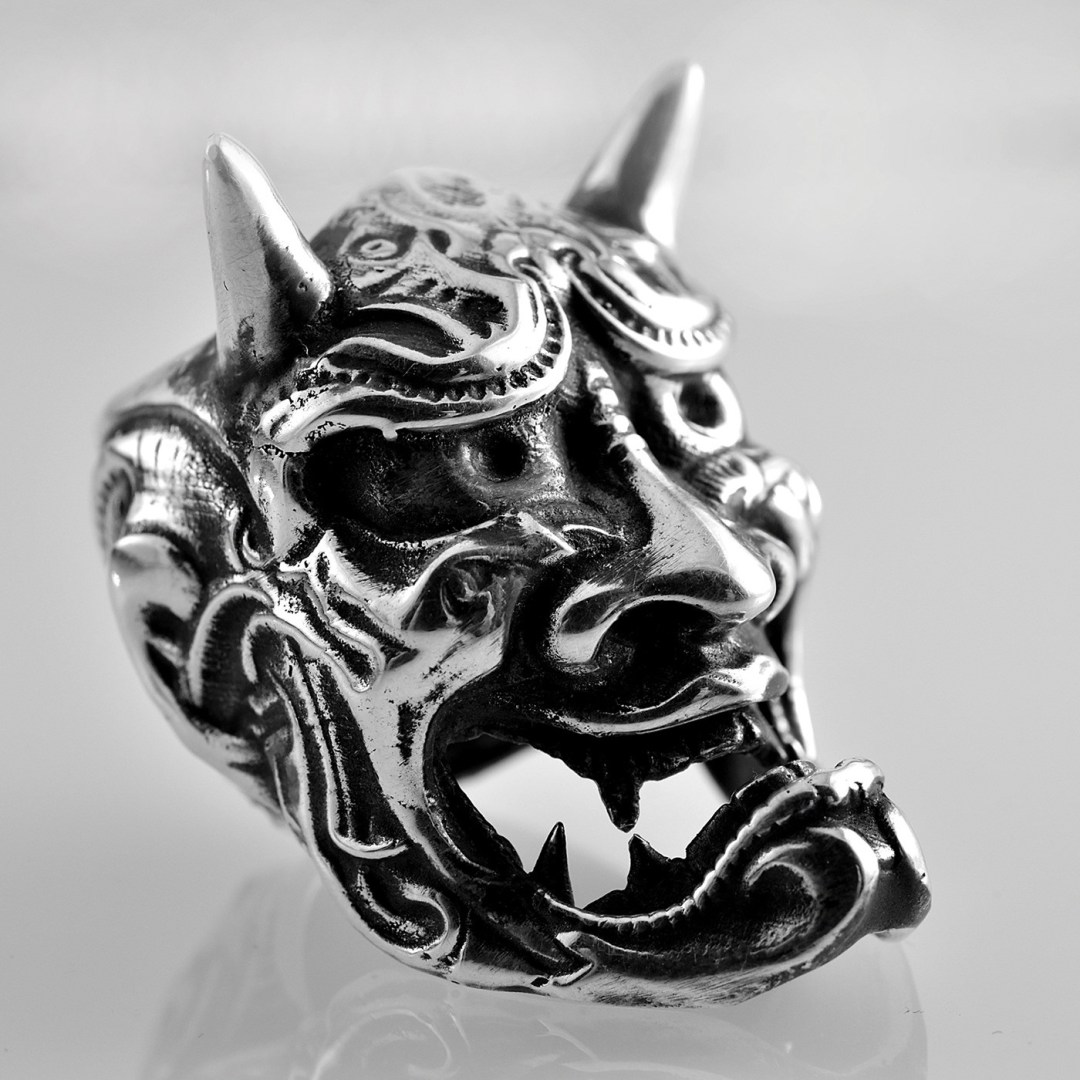 Han'nya Mask x Diego Lucesole