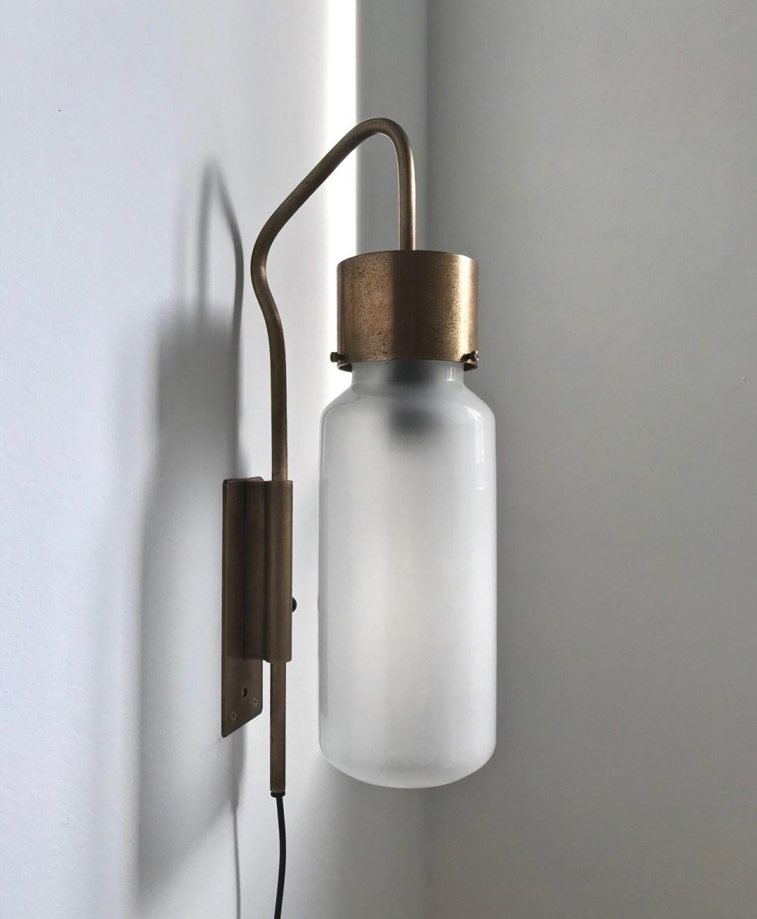 Luigi Caccia Dominioni LP10 lamp
