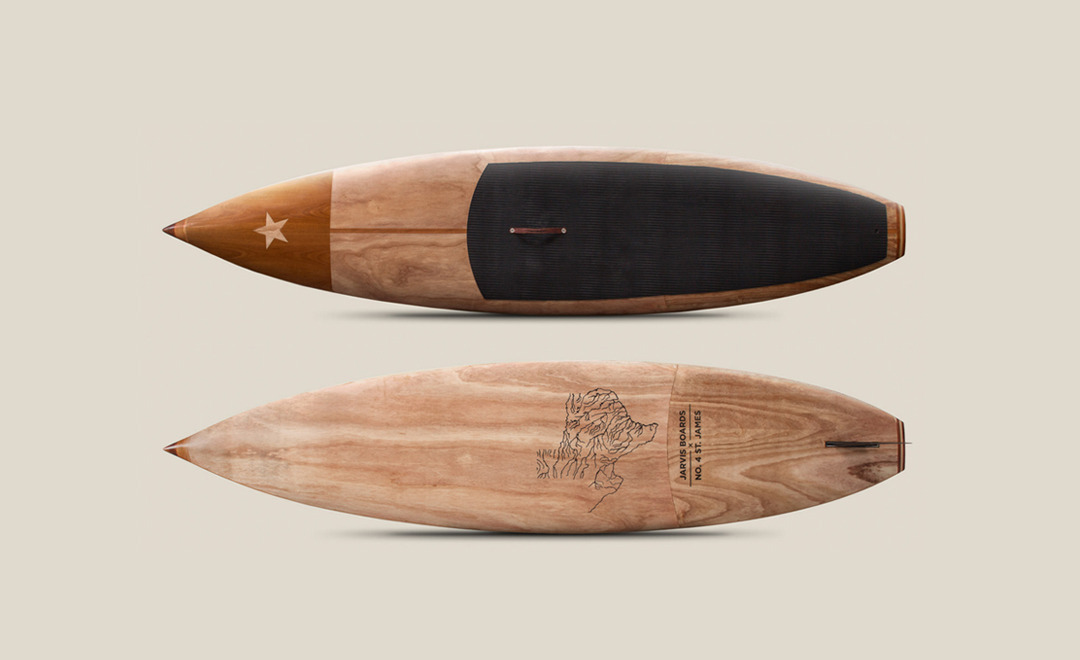 Jarvis Lone Star Edition paddle board