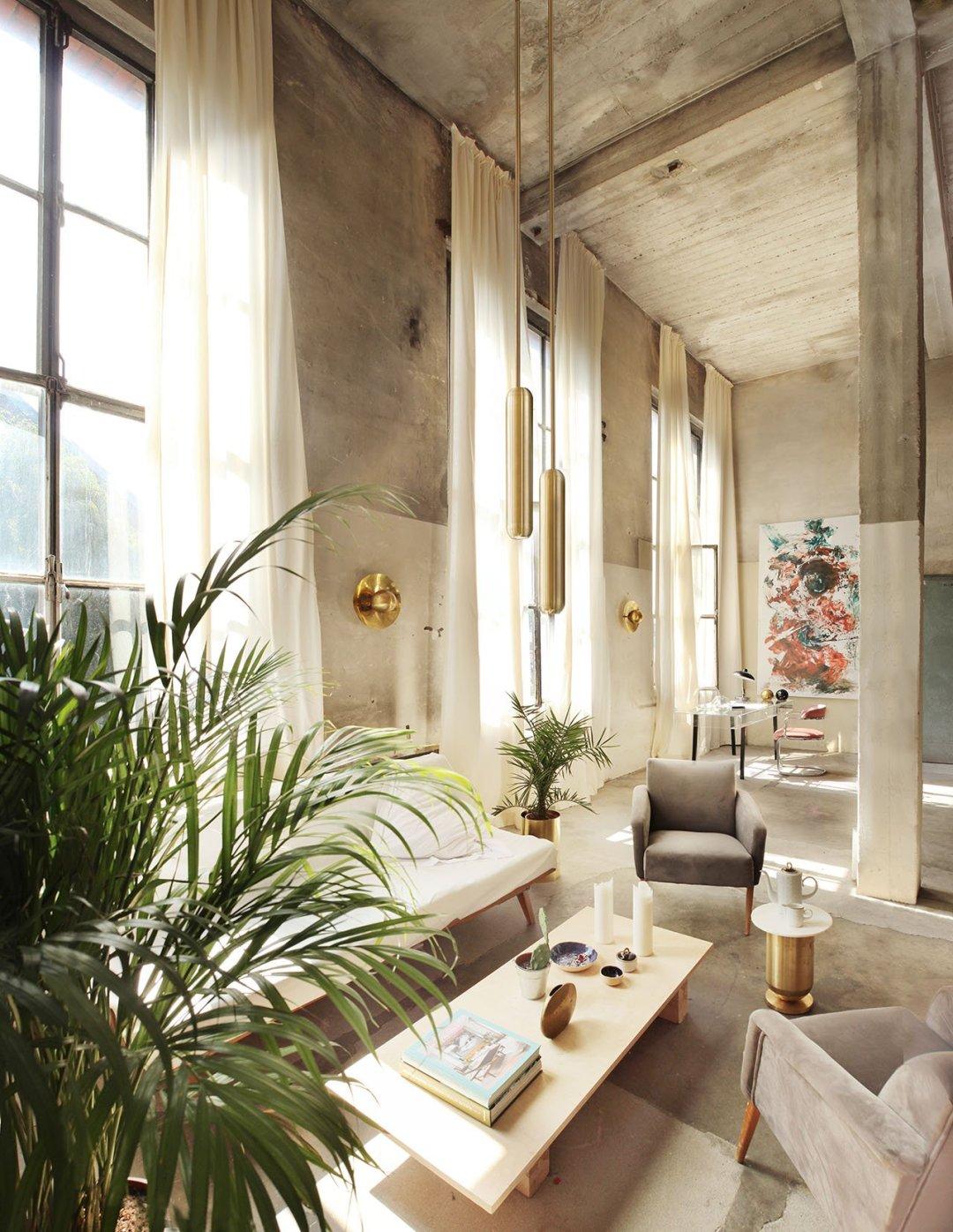 Industrial Luxe Studio