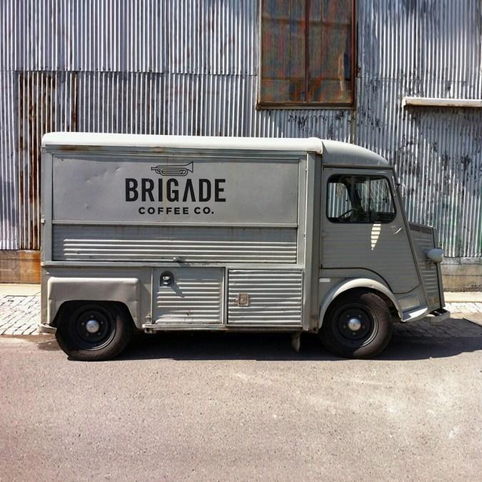 Brigade Coffee Company