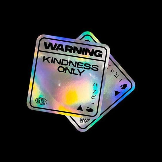 Kindness Only