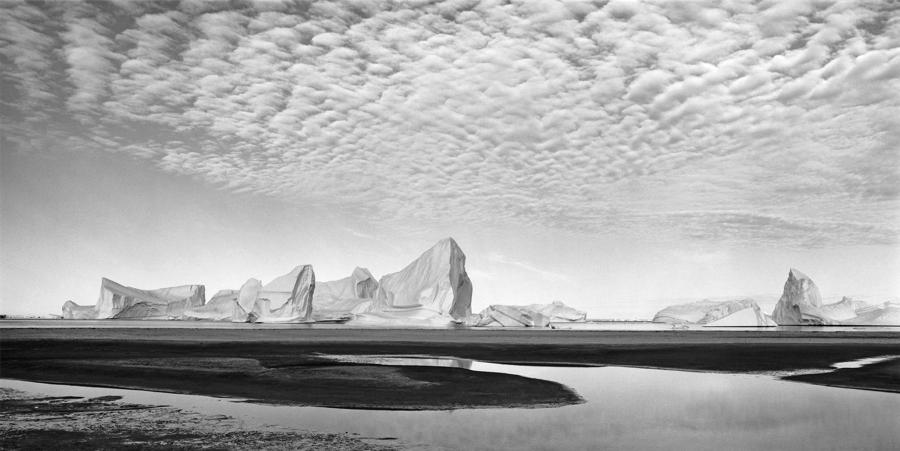 gbw_01  Stranded Icebergs, Milne Land