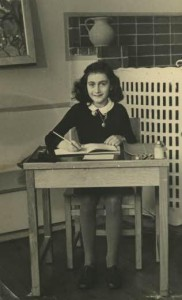 Anne Frank School Photo, Amsterdam, 1940
