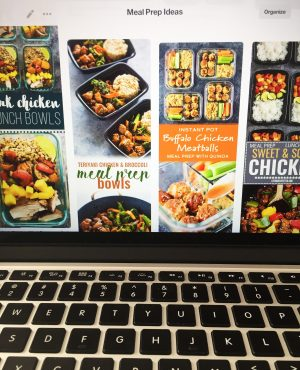 Whole Life Challenge - Meal Prep Ideas
