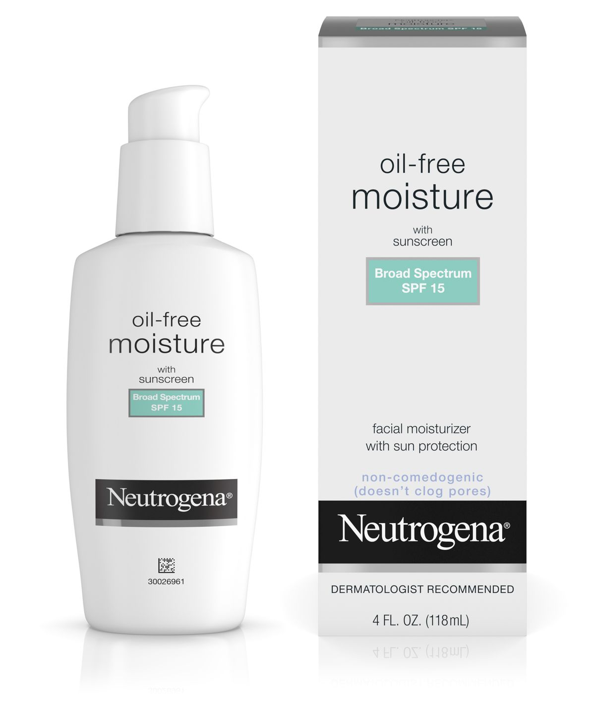 Neutrogena Oil-Free Moisture with SPF 15