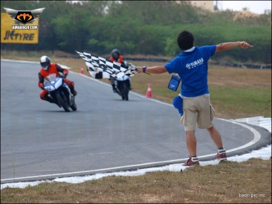 Yamaha riding clinic 1