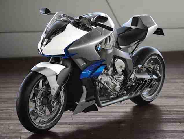 BMW Concept 6 bike