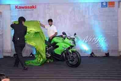 Ninja 650 launch India